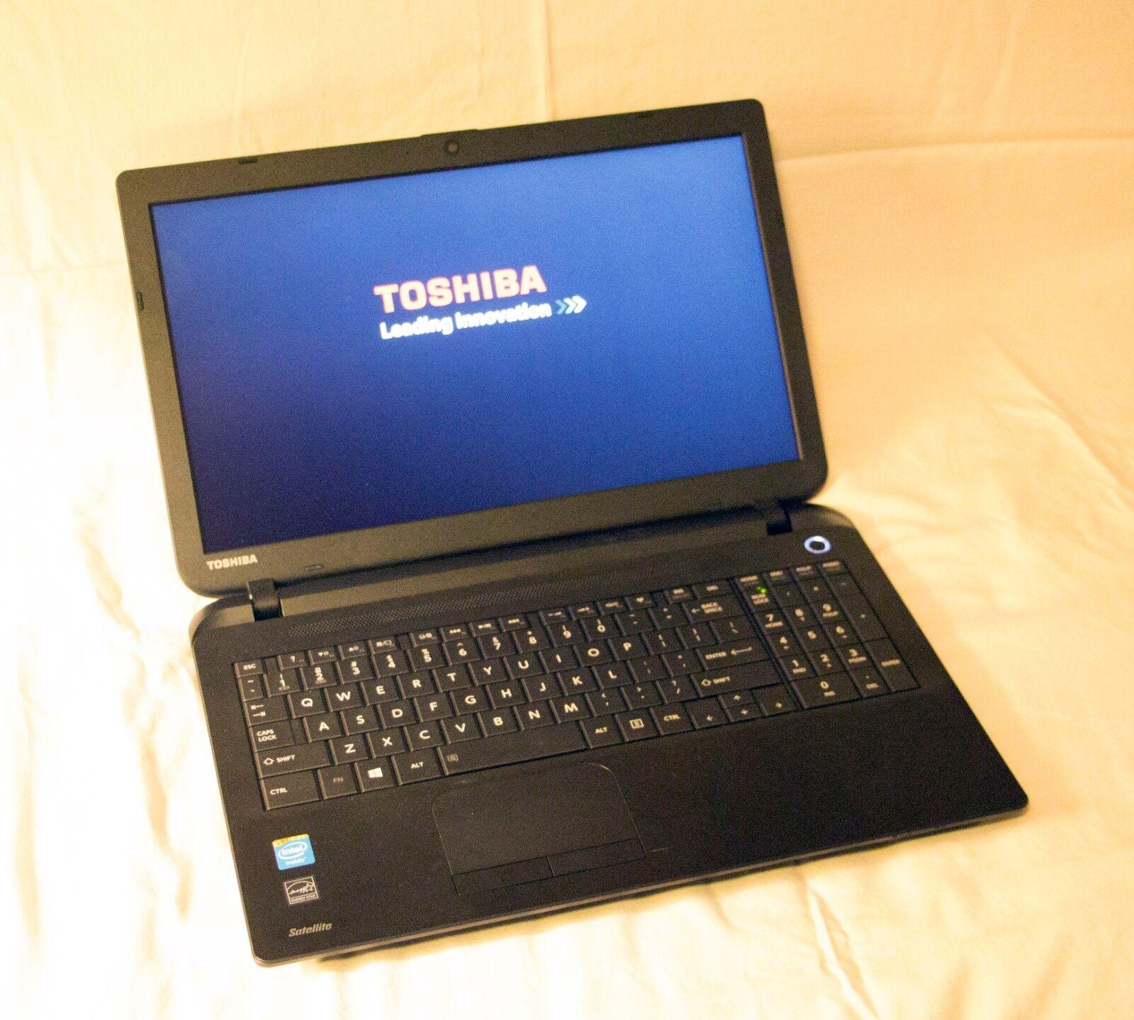 Toshiba Satellite C55-B5299 15.6in 500GB/2.16GHz/2GB w/ Office 2013/Win8 Laptop