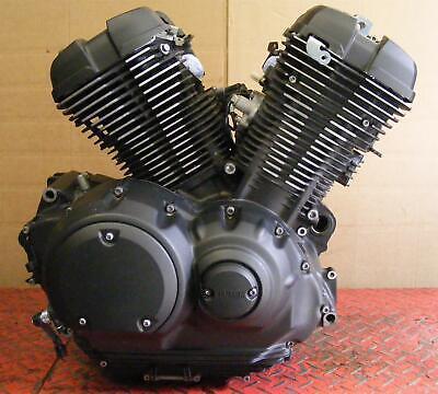 <em>YAMAHA</em> XV 950 R BOLT ENGINE MOTOR 3222 MILES 14 16 603