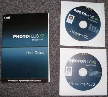 Serif Photoplus x 2 Digital Studio Uralla Uralla Area Preview