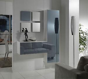 Mobili ingresso armadio specchi mobiletti anta ribalta ebay - Armadio specchio ingresso ...