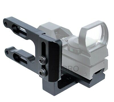 New Archery Bow Sight Mount for Red Dot Sight Laser Sight and Scope