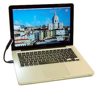 LED Bright Flexible Light Lamp for USB Notebook Laptop Desk Reading Powerbanks