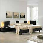 Contemporary Platform King Bed by Modloft paid $2,696.40