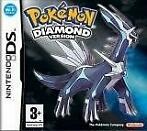 Pokemon Diamond Version Losse Game Card Lelijk Eendje iDEAL!
