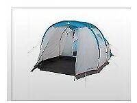 4 man tent an bed