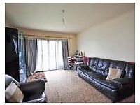 SHORT TERM furnished 1 bed ground floor flat with parking (max 3 months stay)