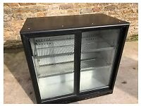 bar back fridge