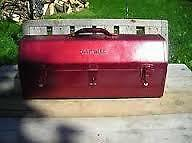 Excellent Condition  Craftsman Metal Toolbox
