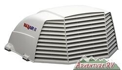 MaxxAir II RV Camper Trailer Vent Cover White Maxx Air