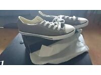 Size 5 Converse trainers