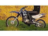 2006 TTR 125 £1,000 or swaps for crf150