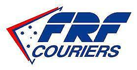 FRF COURIERS - OWNER DRIVERS REQUIRED - TRUCKS