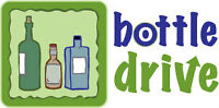Bottle drive for School trip to Ottawa