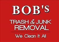Bobs junk removal services lady min & lowest rates!!!