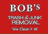 Trash debris junk removal /fall cleanups /MOVING/DEMO SHED-DECK