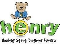 Healthy Start volunteers needed to help families with young children have the best start in life