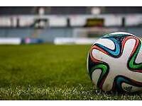 Players wanted for a 7-a-side game of football