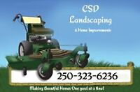 Landscaping & Home Improvements