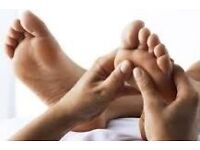 Volunteer for Reflexology Case Study