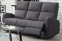 Financing Available!!  FREE DELIVERY within HRM!  New Reclining Sofa Regular $999 Now Just $599 Taxes Included