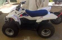 Suzuki kids quad bike Darwin Region Preview