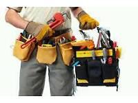 Electrician, carpenter, plumber, tiler and handyman