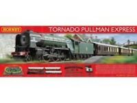 Genuine retired guy looking to collect oo gauge elictric trains Hornby and Bachman