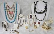 Huge Vintage Jewelry Lot