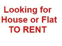 Looking for house or flat to rent in Hertfordshire // driving distance to Hatfield