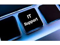 IT Network Support, Office setup, Cloud Solutions, Computer repair, Training and Services from £15