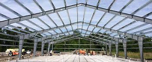 WANTED - EXPERIENCED Steel erectors
