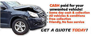 GET CASH TODAY IN YOUR HAND FOR YOUR SCRAP CAR!!!!