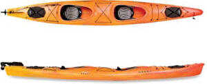 KAYAKS - Singles and Doubles for sale