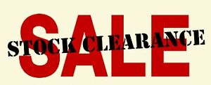 R/C Parts In Stock Clearance Sale