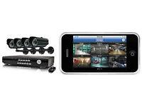 cctv camera package system cvi tvl hd