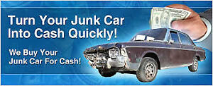 Wanted: WE PAY TOP DOLLAR FOR ANY SCRAP VEHICLE - $150-$2000