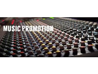 Music promoter / producers or record label wanted for music promotion
