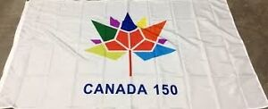 OH CANADA! 150 FLAGS