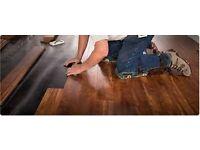Realwood Laminate Flooring Fitter