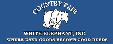 Country Fair White Elephant, Inc.