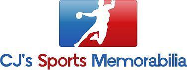 CJ's Sports Memorabilia