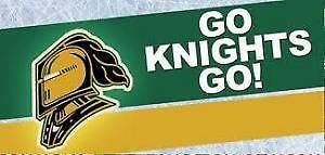 Knights vs Otters Friday Mar 10 2017