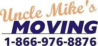 Uncle Mike's Moving: Brantford,Hamilton,Burlington,Oakville