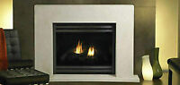 HEAT N GLOW FIREPLACE---SL-750TR-D FOR SALE!!
