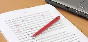Étudiants en maitrise : Relecture - Correction