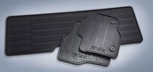 2 year old Ford F-150 All-Weather Thermoplastic Rubber Floor Mat