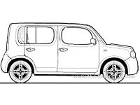 Nissan Cube wanted , low mileage and No import