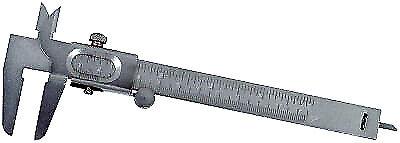 5-inch Metric English Vernier Caliper