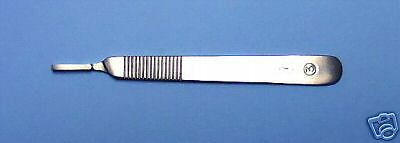 12 Scalpel Handle 3 Surgical Dental Veterinary Inst