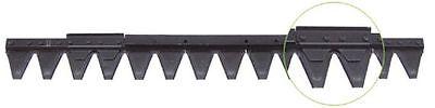 Esm Blade Mower Blades Complete for Mower, 910 mm, Esm-No 2490060